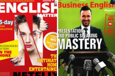 English Matters 75/2019 i Business English Magazine 70/2019