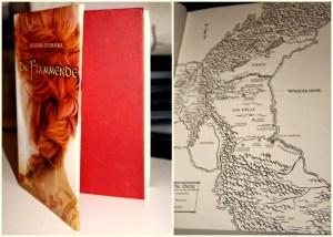 Die Flammende von Kristin Cashore | Außenansicht + Karte