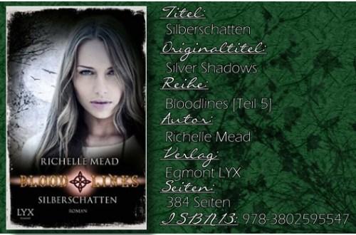 Vampire Academy: Bloodlines 05 - Silberschatten von Richelle Mead