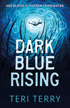 Dark Blue Rising von Teri Terry
