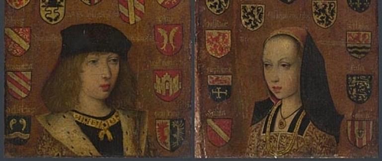 Margarete & Philip von Österreich