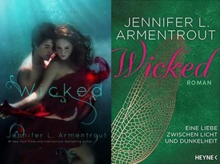 """""""Wicked"""" ist """"Wicked - Eine Liebe zwischen Licht und Dunkelheit"""" von Jennifer L. Armentrout"""
