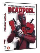 Deadpool 1 & 2 recensie op Disney Plus België