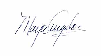 Famous Peoples Signatures