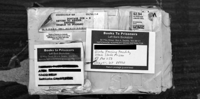 Banned Books Lists Books To Prisoners