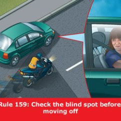 Diagram Of The Left Eye Clarion Dxz475mp Wiring Book Your Theory Test Today - Highway Code Page 14