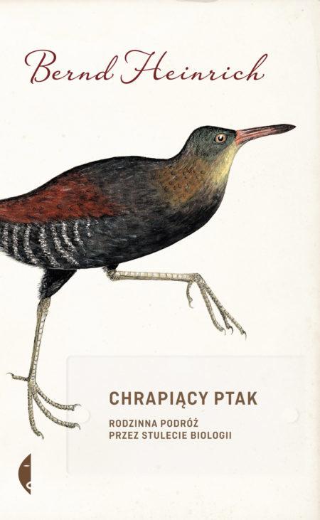 chrapiący ptak okladka