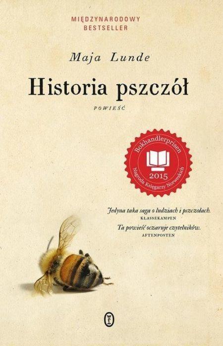 oceniam książki po okładce historia-pszczol