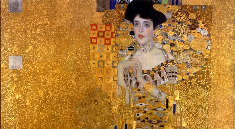 Złota dama Klimt