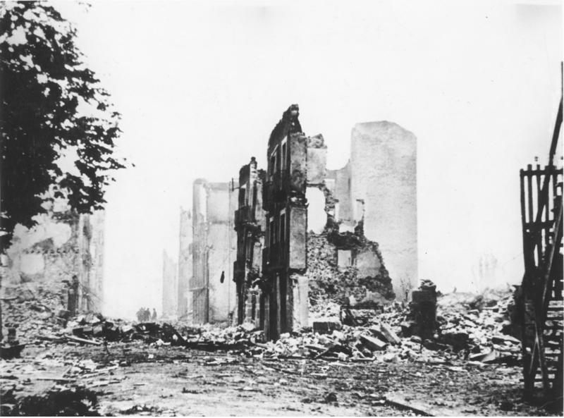 Zbombardowana Guerenika