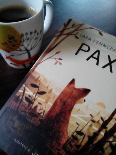 Pax powieść