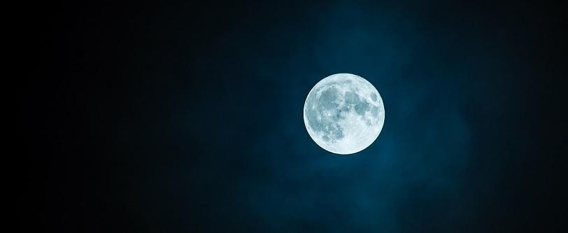 Artemis recenzja zdjęcie księżyca w pełni