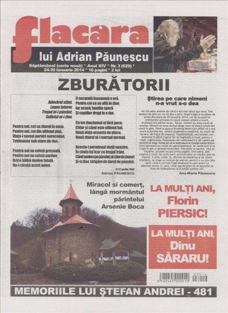 flacara-lui-adrian-paunescu-romania-cover-nr-3-2014