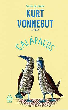 galapagos-kurt-vonnegut
