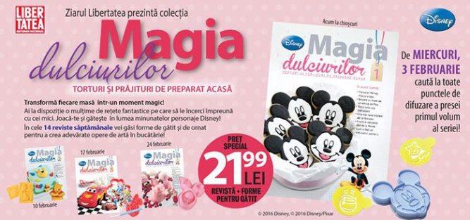 magia dulciurilor