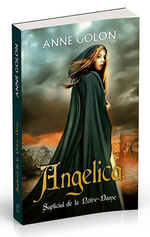 Angelica. Supliciul de la Notre Dame
