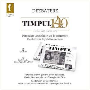 dezbatere revista timpul