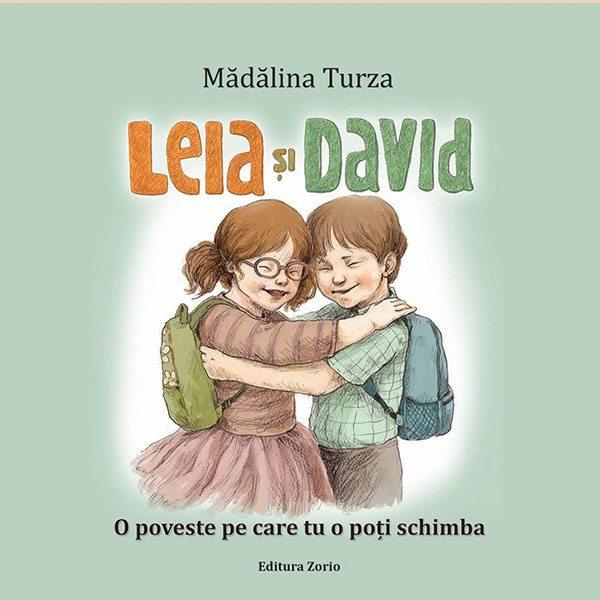 Leia și David