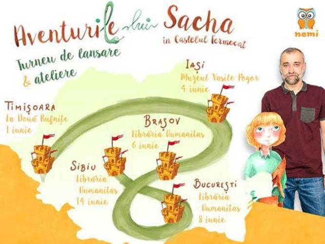 Aventurile lui Sacha în Castelul Fermecat