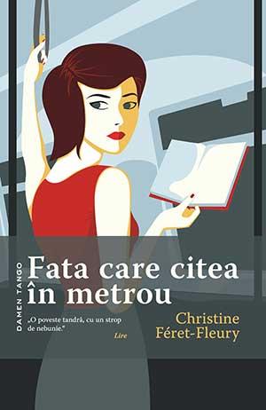 Fata care citea în metrou