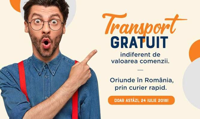 tansport gratuit