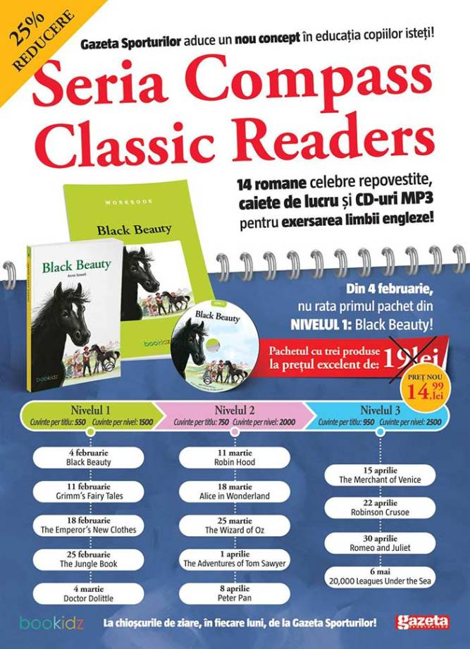 Compass Classic Readers