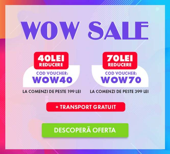 WOW Sale