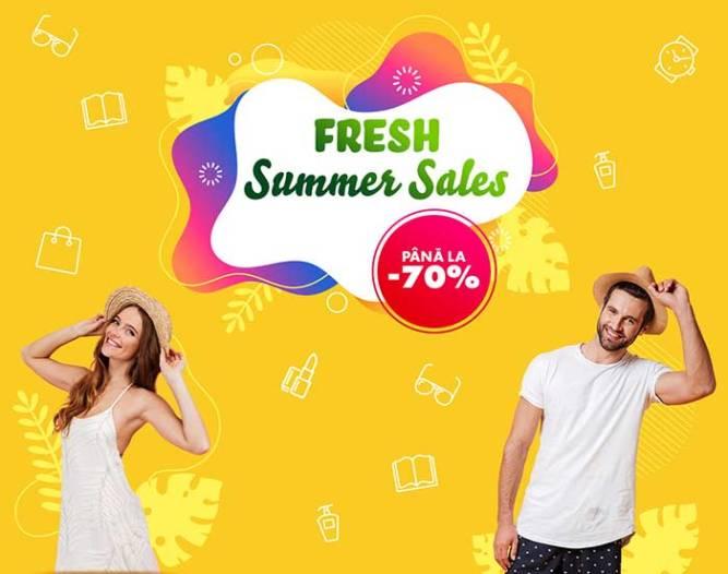 Fresh Summer Sale