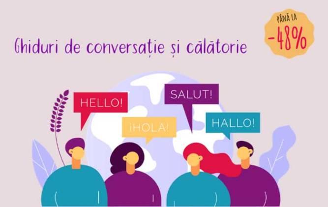 ghiduri de conversație și călătorie