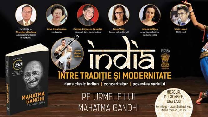 Mahatma Gandhi - O viață legendară