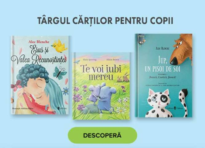 Târgul cărților pentru copii