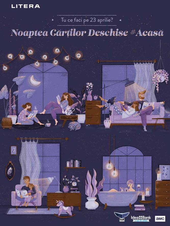 Noaptea Cărților Deschise