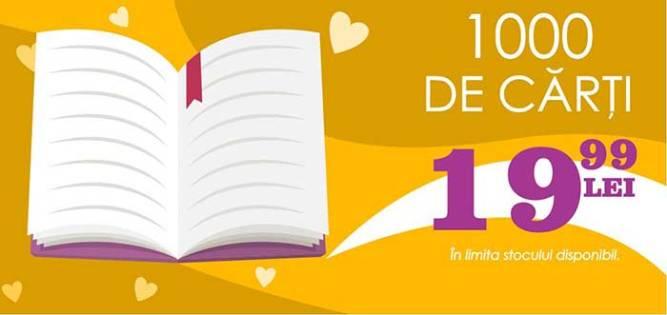 Top 1000 cărți