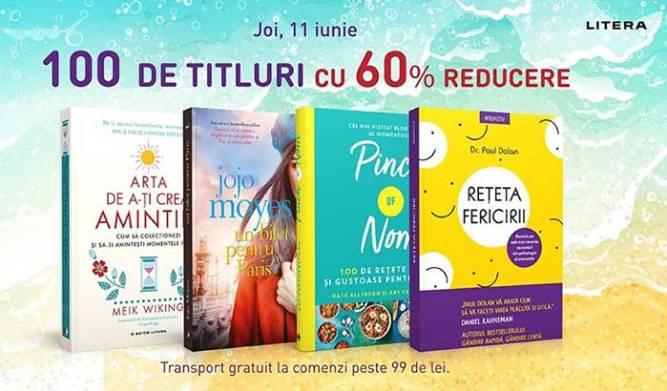 promoție Litera