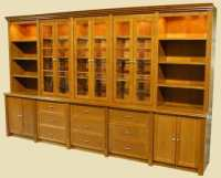 PDF DIY Bookshelf Cabinet Design Download bookcase with ...