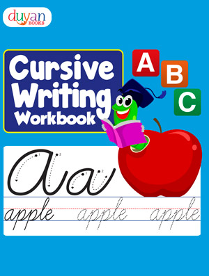 Cursive Writing Workbook – Bookware Publishing