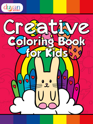 Creative Coloring Book for Kids – Bookware Publishing