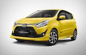 Toyota Agya Azhartrans