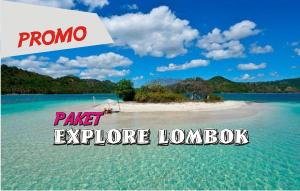 Explore Lombok + Rafting 4D