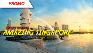 AMAZING SINGAPORE + USS (3D/2N) By AirAsia