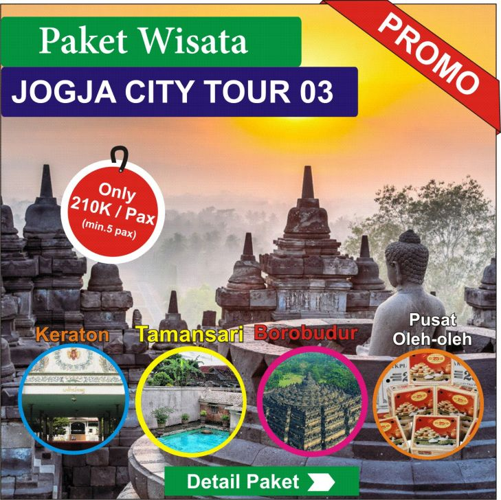 JOGJA CITY TOUR 03