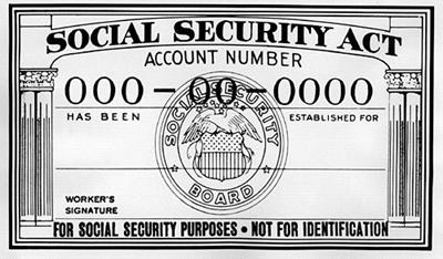 History lesson on your social security card snopes