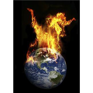 Liar, liar, earth on fire
