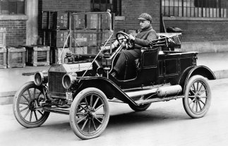 1912 Model T Ford
