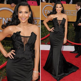 Nava Rivera SAG Awards 2013