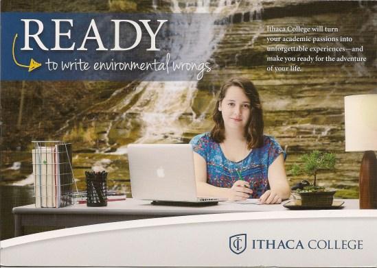 Ithaca flier