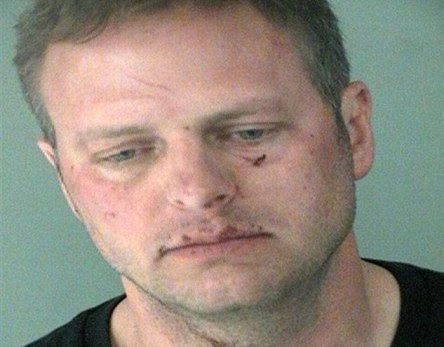 Mug shot of Lt. Col. Jeff. Krusinski