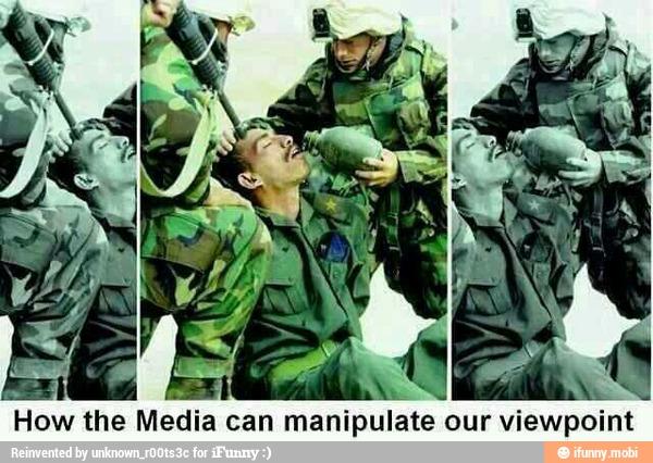 Afbeeldingsresultaat voor media manipulation
