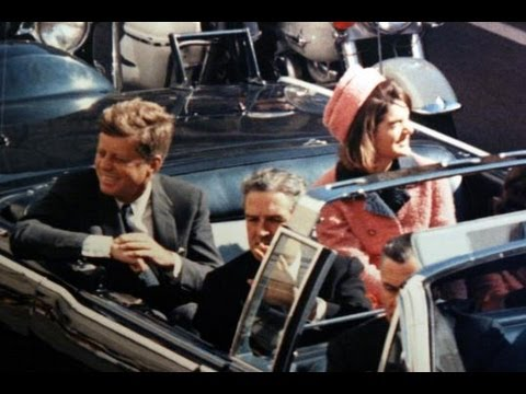 John F Kennedy before assassination