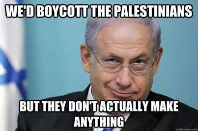 Palestinian boycott